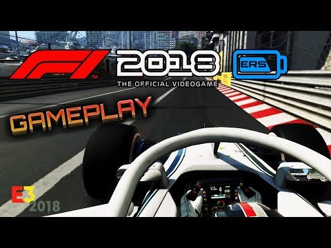 f1 2018 codemasters gameplay e3 2018 ign conference youtube. Black Bedroom Furniture Sets. Home Design Ideas