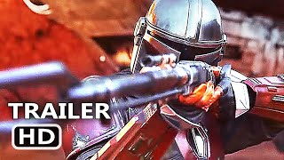 THE MANDALORIAN Trailer # 2 (NEW, 2019) Star Wars, Disney + TV Show HD