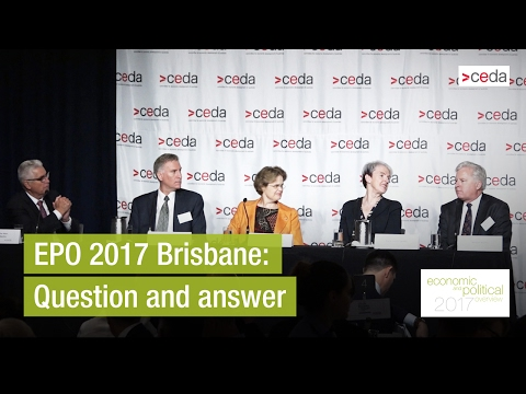 EPO 2017 Brisbane - Question and answer