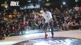Gun Smoke Breaker vs Polskee Flavor | Freestyle Session 2015 x UDEFtour.org | Top 8 | Strife