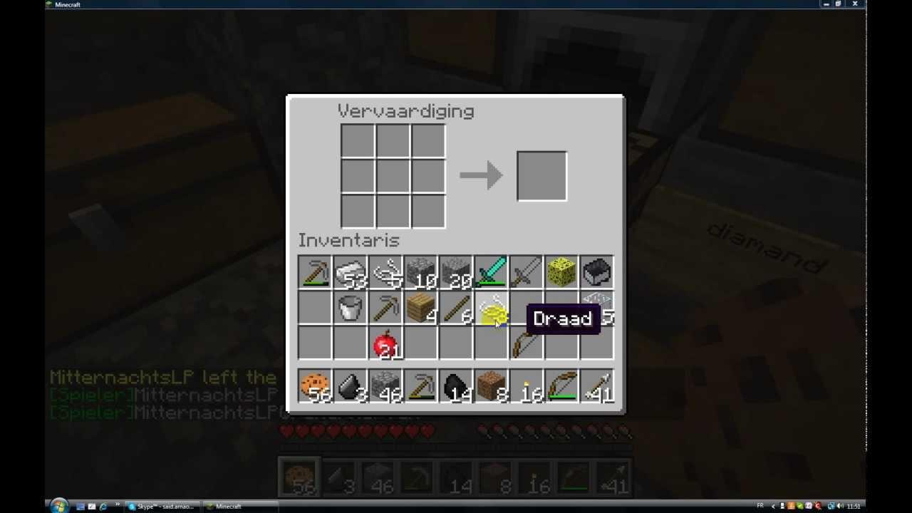 Hoe maak je een boog op minecraft youtube - Hoe maak je een woonkamer ...