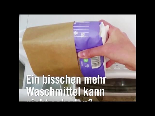 Die 8 größten waschmaschinen fehler u2013 und wie du sie vermeidest