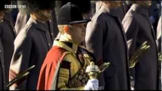 2013 Remembrance Sunday Elgar