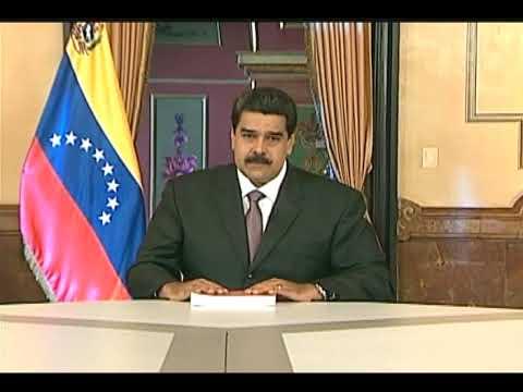 Cadena del Presidente venezolano Nicolás Maduro, 4 marzo 2018 en la noche