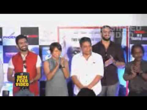 Buddha In A Traffic Jam Official Trailer Launch | Anupam Kher, Pallavi Joshi, Arunoday Singh, Mahie