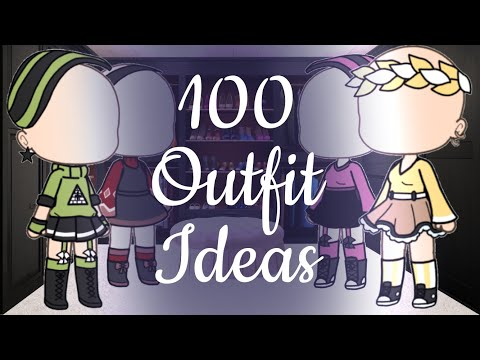 100 Outfit Ideas // Gacha Life (Part 2) from YouTube · Duration:  2 minutes 21 seconds