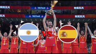 [Full Highlight] Argentina vs Spain | FIBA Basketball World Cup 2019 - Final