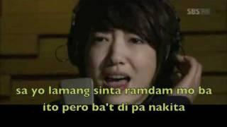 Wala Mang Salita Cover (Without a Word Tagalog - He