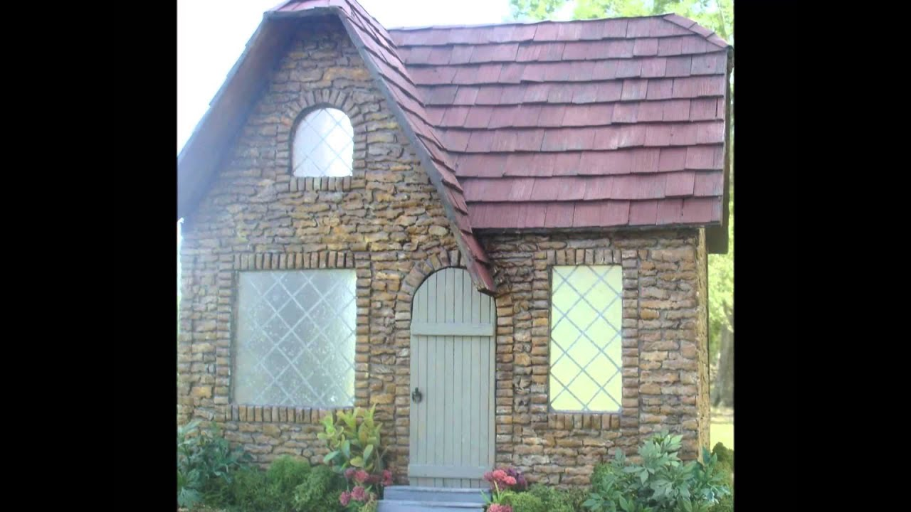 gothic corkin cottage ii houses miniatures miniature hero nell carpenter cottages