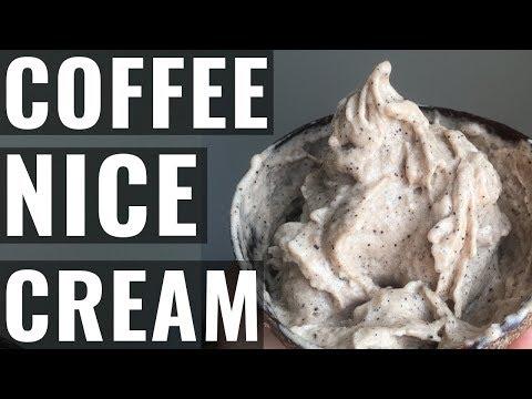 Coffee Nice Cream (Vegan, WFPB)