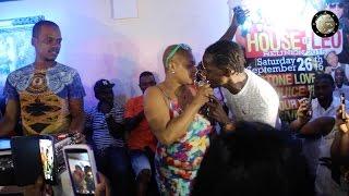Gully Bop, Sis Charmaine Romantic Performance [Explicit] (LaRoose Bronx, NY)