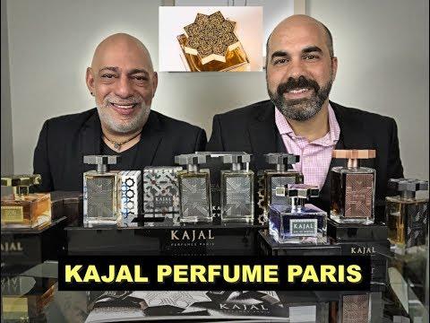 Kajal Perfumes Paris Interview With Founder Moe Khalaf + 3 Sample Sets GIVEAWAY (CLOSED)