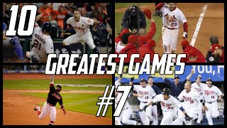MLB | 10 Greatest Games of the 21st Century - #7