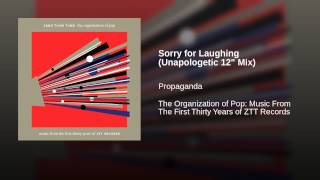"Sorry for Laughing (Unapologetic 12"" Mix)"