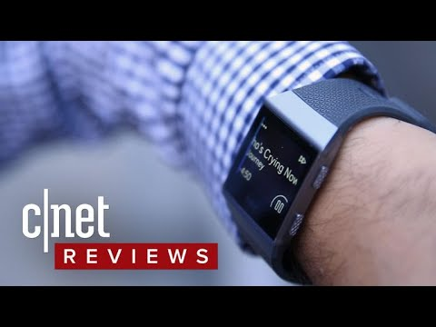 The Fitbit Ionic is a great fitness tracker, but not the best smartwatch