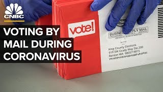 Why Coronavirus May Change How Americans Vote
