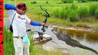 bowfishing-for-big-gators