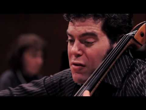 Michael Samis, cello - Grieg Cello Sonata, movement 2