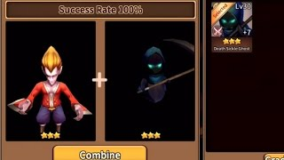 Soul Seeker How to Combine Hero