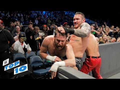 Top 10 SmackDown LIVE moments: WWE Top 10, January 9, 2018