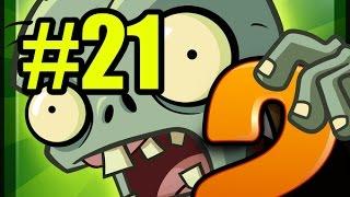 Смотреть растения против зомби 2 Прохождение #21