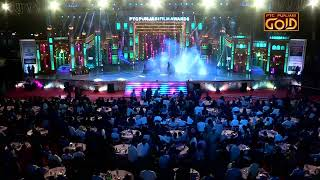 Watch Bajwa Sisters- Neeru Bajwa & Rubina Bajwa Performing LIVE At PTC Punjabi Film Awards 2018