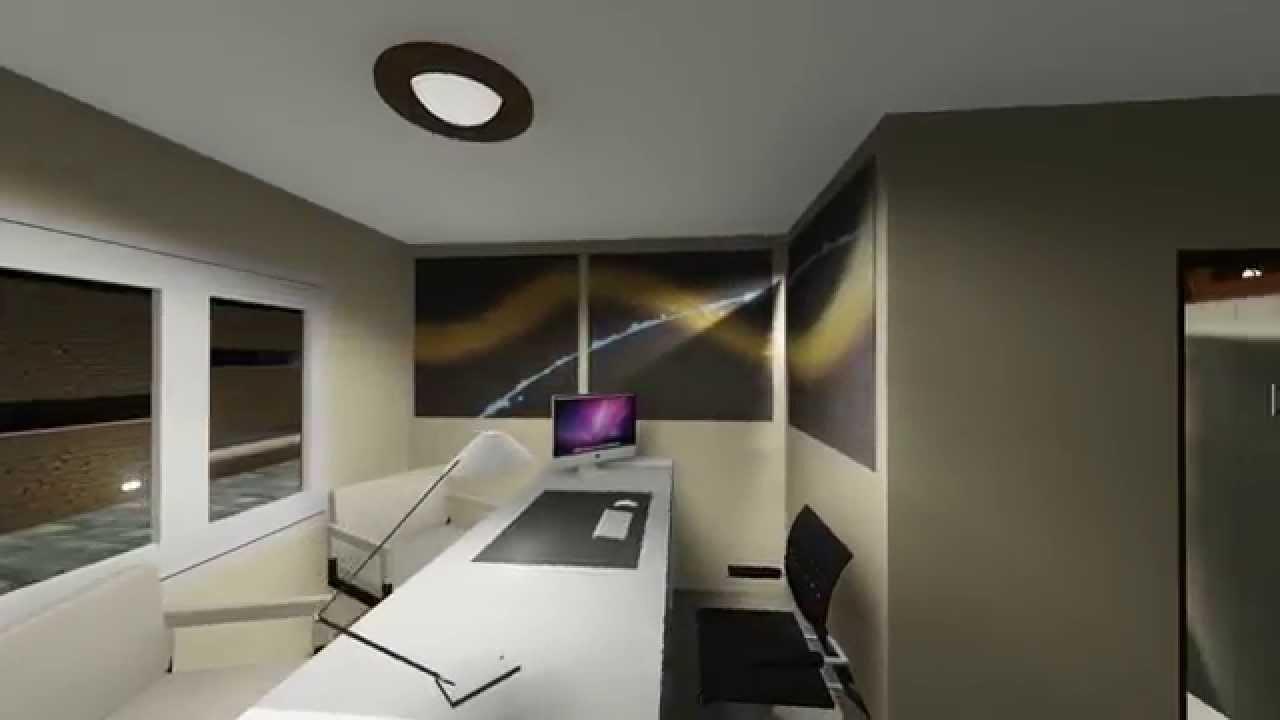 Casa tincho sauco 3 noche youtube for Modelo de casa procrear lujan 3 dormitorios