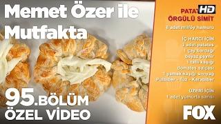 Patatesli Örgülü Simit... Memet Özer ile Mutfakta 95. Bölüm