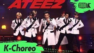 [K-Choreo 4K] ATEEZ 직캠 'WONDERLAND' (ATEEZ Choreography) l @MusicBank 191011 mp3