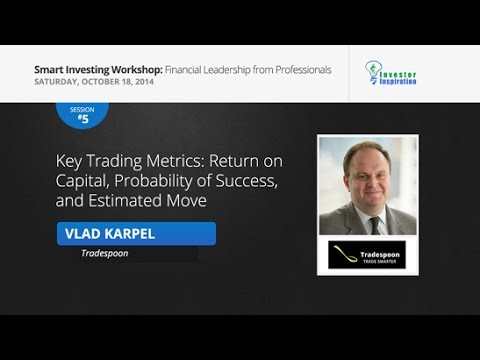 Return on Capital, Probability of Success, and Estimated Move | Vlad Karpel