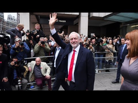 Corbyn Lost Labour Party Elites, But Won Over Voters