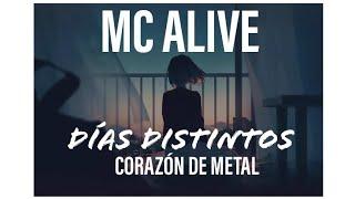 Mc Alive - Corazón de metal (Rap desamor 2014)