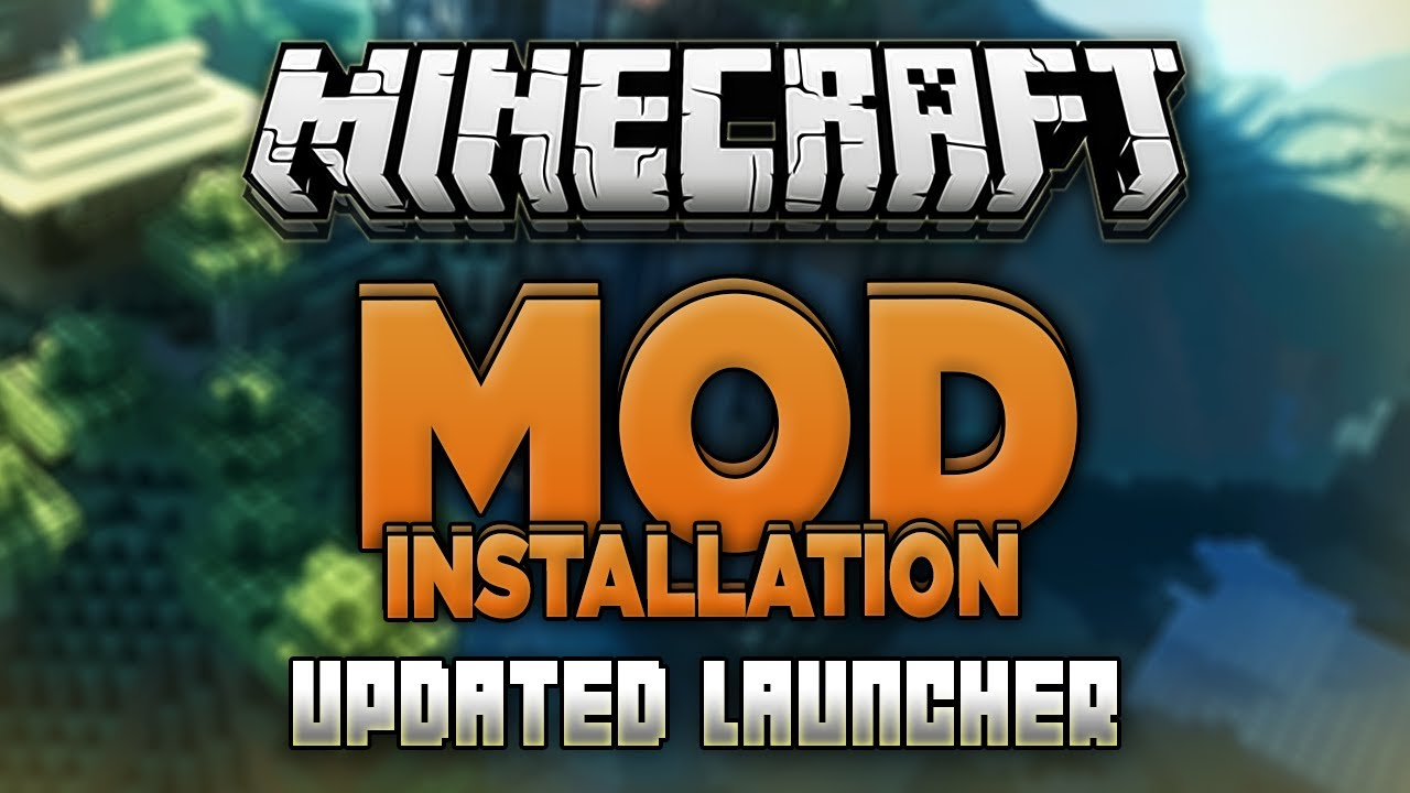 How to install a mod on Minecraft - detailed description