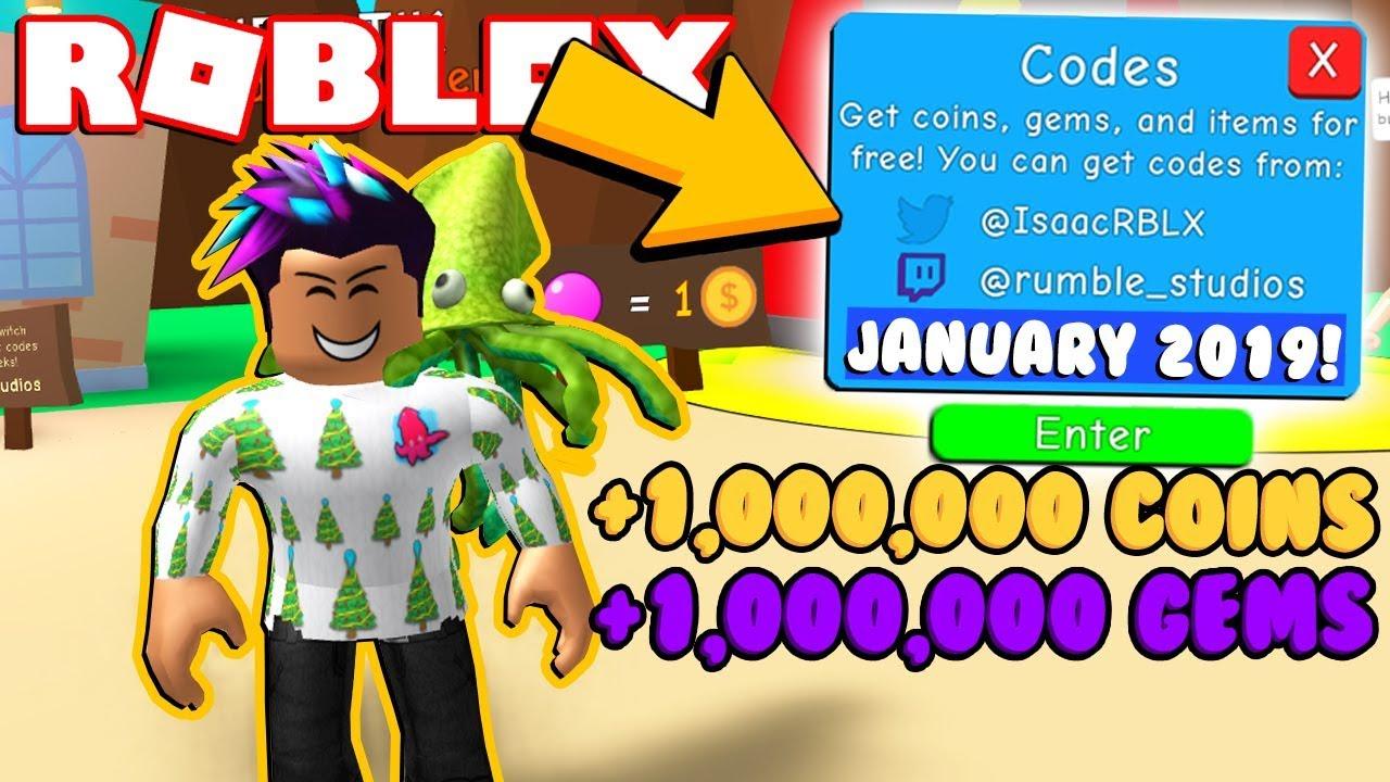 Youtube Roblox Bubble Gum Simulator Codes All New Codes For Bubble Gum Simulator January 2019 Youtube