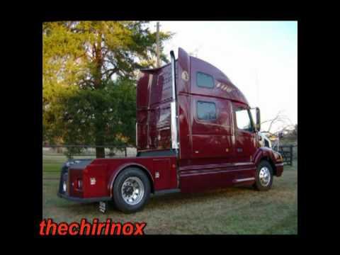 camiones volvo,international,western star y mack - YouTube