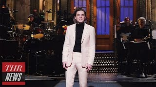 'SNL' Rewind: Kit Harington Hosts, Jason Sudeikis Reprises Role as Joe Biden | THR News