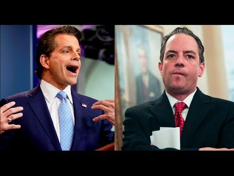 CHAOS: Scaramucci Wants Reince Priebus Investigated by FBI