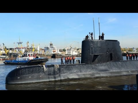 Argentina: Authorities end efforts to rescue submarine survivors