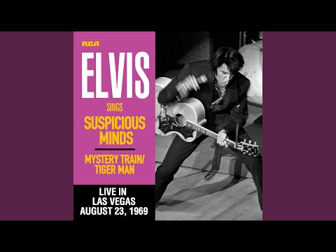 Mystery Train / Tiger Man (Live in Las Vegas, NV - August 1969 - Single Edit) Mp3
