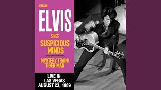 Mystery Train / Tiger Man (Live in Las Vegas, NV - August 1969 - Single Edit)