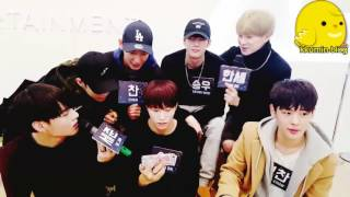 [ENG SUB] VICTON PRACTICE ROOM TOUR