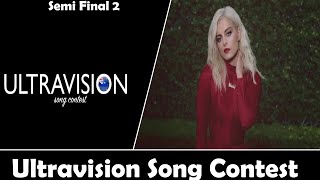 Download ULTRAVISION SONG CONTEST SEMI FINALE 2 #1 MP3 song and Music Video