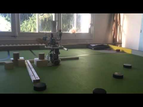 Programme homologation petit robot 2016
