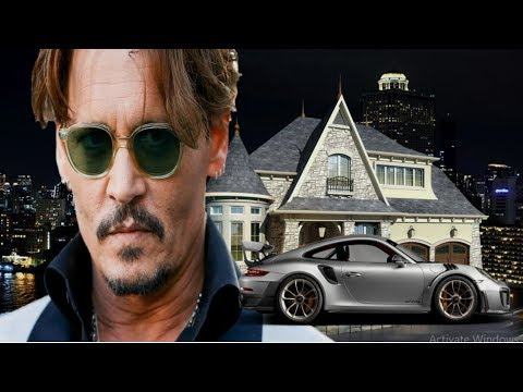 10 MOST EXPENSIVE THINGS OWNED BY JOHNNY DEPP