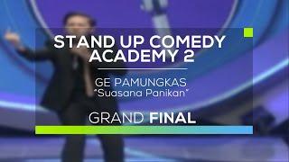 Ge Pamungkas - Suasana Panikan (SUCA 2 - Grand Final)