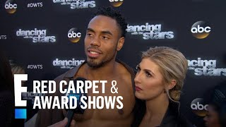 Rashad Jennings Dances for His Father on