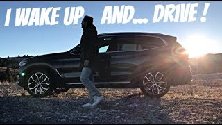 New BMW X3 20d xDrive 2017: Presentation & Driving in Kalavryta