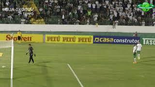 Guarani 1x0 Juventude - Melhores Momentos - Campeonato Brasileiro Série B 2018 - 27ª Rodada
