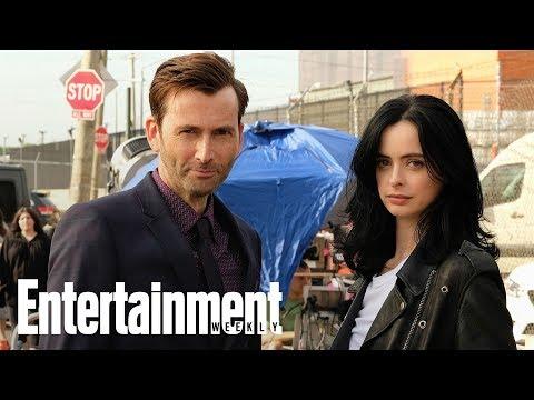 Marvel's 'Jessica Jones': David Tennant To Appear In Season 2 | News Flash | Entertainment Weekly