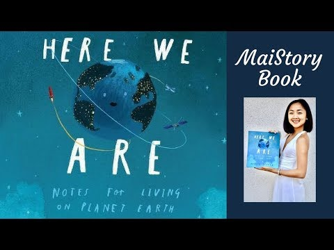 Here We Are by Oliver Jeffers: An Interactive Read Aloud Book for Kids